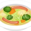 温野菜スープ