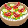 うどんサラダ