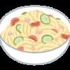 スパゲッティサラダ