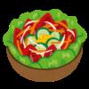 緑黄色野菜サラダ