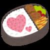 コンビニ鮭弁当